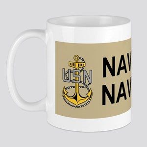 Navy-Chief-Bumpersticker Mug