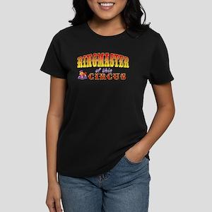 Circus Ringmaster Women's Dark T-Shirt