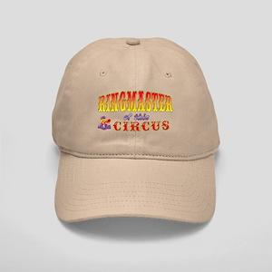 Circus Ringmaster Cap