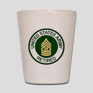 Army-Retired-CSM-Rank-Ring-2 Shot Glass
