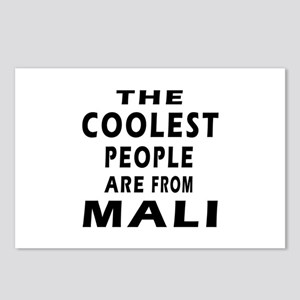 The Coolest Malta Designs Postcards (Package of 8)