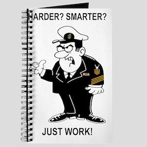 Navy-Humor-Just-Work-Poster-E9 Journal