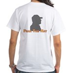 Fear The Hat T-Shirt (white)