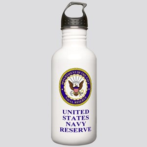 USNR-Journal-2 Stainless Water Bottle 1.0L