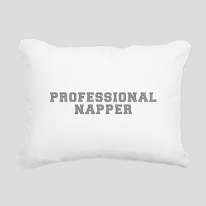 professional-napper-fresh-gray Rectangular Canvas