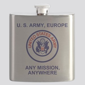 Army-US-Army-Europe-Shirt-1 Flask