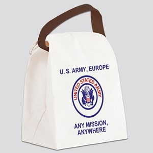 Army-US-Army-Europe-Shirt-1 Canvas Lunch Bag