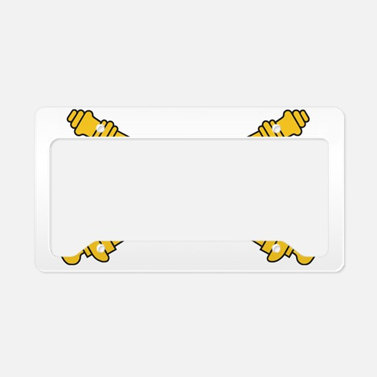 Army-Artillery-Branch-Insigni License Plate Holder