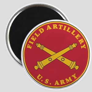Army-Artillery-Branch-Plaque-Bonnie Magnet