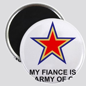 ARNG-120th-FA-My-fiance-Army-Of-One Magnet