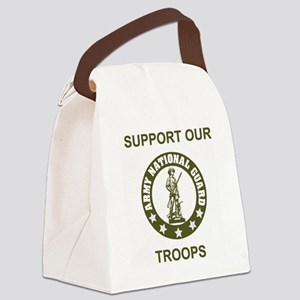 ARNG-Support-Avocado Canvas Lunch Bag