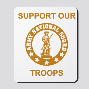 arng-support-gold Mousepad