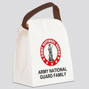 ARNG-Family-2 Canvas Lunch Bag