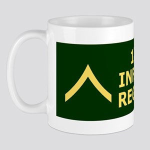 ARNG-127th-Infantry-PV2-Bumpersticker.g Mug