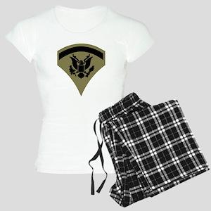 Army-Spec5-Subdued Women's Light Pajamas