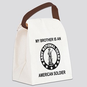 ARNG-My-Brother-Black Canvas Lunch Bag
