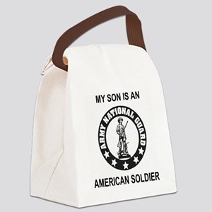 ARNG-My-Son-Black Canvas Lunch Bag