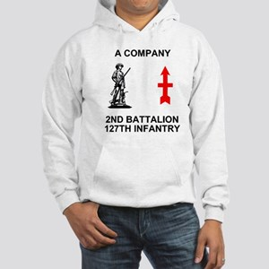 ARNG-127th-Infantry-A-Co-Tile.gi Hooded Sweatshirt