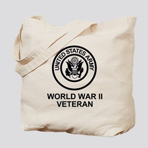 Army-WWII-Shirt Tote Bag