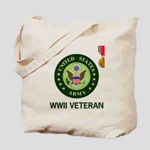 Army-WWII-Shirt-2 Tote Bag