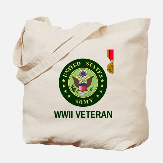 Army-WWII-Shirt-2.gif Tote Bag