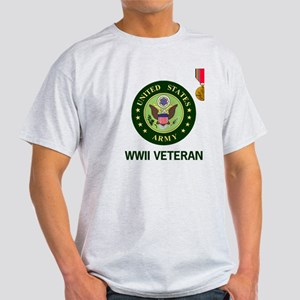 Army-WWII-Shirt-2 Light T-Shirt