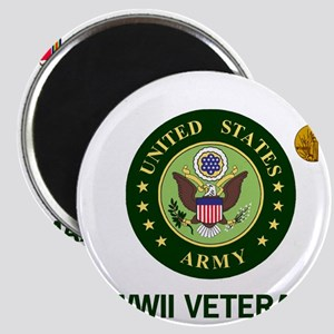Army-WWII-Shirt-2 Magnet