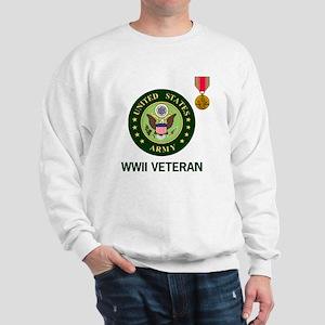 Army-WWII-Shirt-2 Sweatshirt
