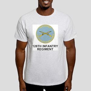 ARNG-128th-Infantry-Shirt-3 Light T-Shirt