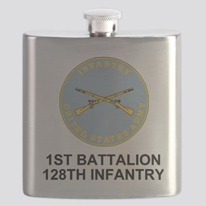 ARNG-128th-Infantry-1st-Bn-Shirt-3 Flask