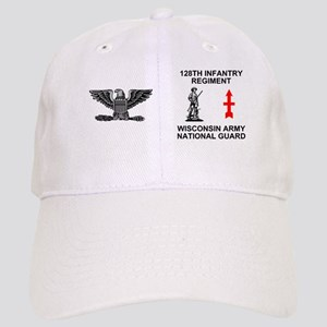 ARNG-128th-Infantry-Colonel-Mug Cap