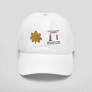 ARNG-128th-Infantry-Maj-Mug Cap