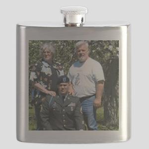 Janececk-Postage Flask