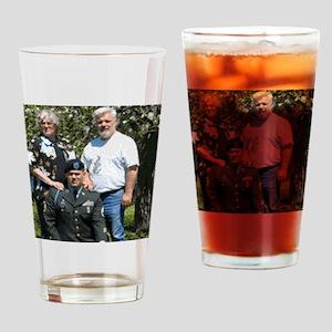 Janececk-Postage Drinking Glass
