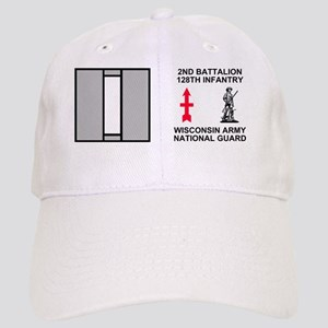 ARNG-128th-Infantry-2nd-Bn-Capt-Mug Cap