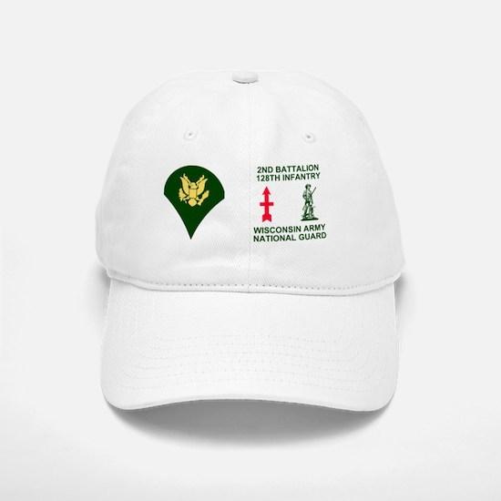 ARNG-128th-Infantry-2nd-Bn-SPC-Mug.gif Baseball Baseball Cap