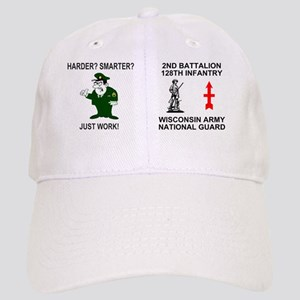 ARNG-128th-Infantry-2nd-Bn-Just-Work-Mug Cap