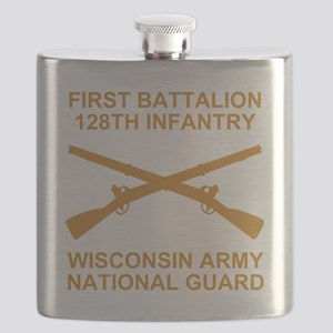 ARNG-128th-Infantry-1st-Bn-Shirt-6-Gold Flask