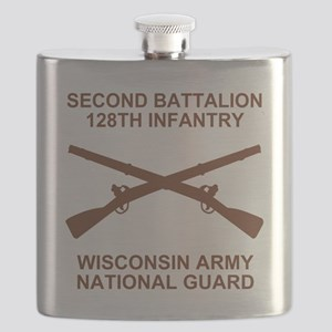 ARNG-128th-Infantry-2nd-Bn-Shirt-6-Brown Flask