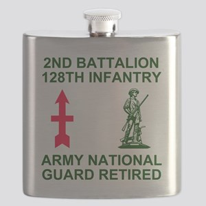 ARNG-128th-Infantry-2nd-Bn-Retired-Shirt-Gre Flask