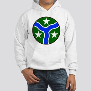 ARNG-278th-Armored-Cav-Reg-Bonni Hooded Sweatshirt