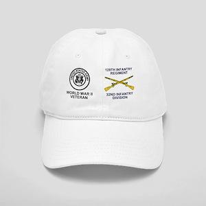ARNG-128th-Infantry-WWII-Mug Cap