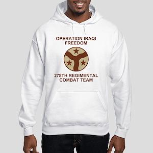 ARNG-278th-RCT-Iraqi-Freedom-Sub Hooded Sweatshirt