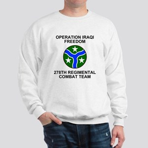 ARNG-278th-RCT-Iraqi-Freedom Sweatshirt