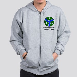 ARNG-278th-RCT-Shirt Zip Hoodie