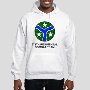 ARNG-278th-RCT-Shirt Hooded Sweatshirt