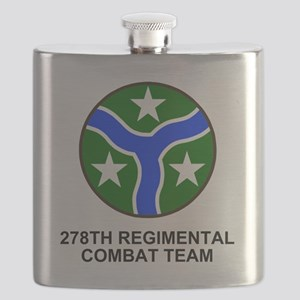ARNG-278th-RCT-Shirt Flask
