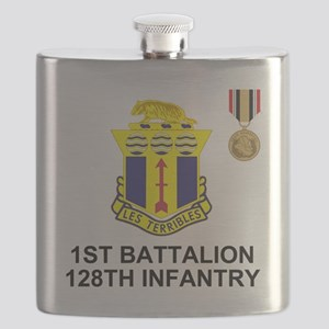 ARNG-128th-Infantry-1st-Bn-Iraq-Shirt-4 Flask