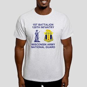 ARNG-128th-Infantry-1st-Bn-Shirt-8.g Light T-Shirt