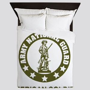 ARNG-My-Son-Avocado Queen Duvet